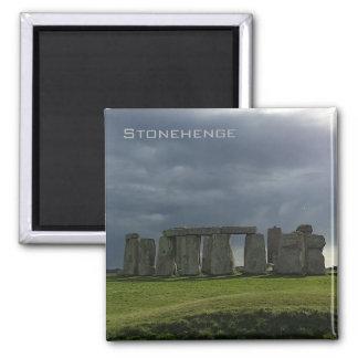 Imã Nuvens de tempestade sobre Stonehenge