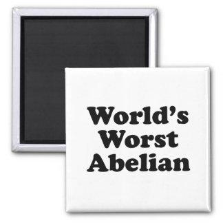 Imã O Abelian o mais mau do mundo