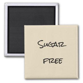 Imã O açúcar livra o ímã