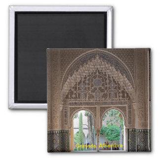 Imã O Alhambra. Fragmento do design