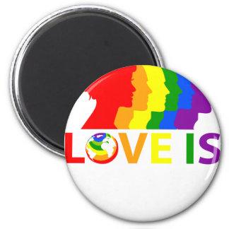 Imã O amor é amor