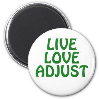 Imã O amor vivo ajusta