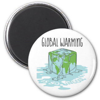 Imã O aquecimento global é tão Uncool