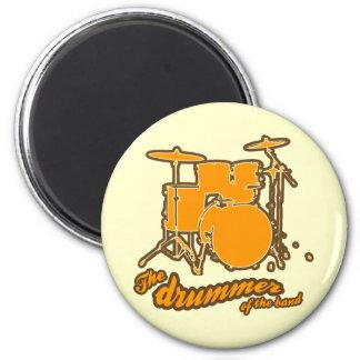 Imã o baterista, música
