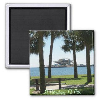Imã O cais St Petersburg Florida