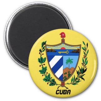 Imã O casaco de Cuba arma o ímã da cozinha