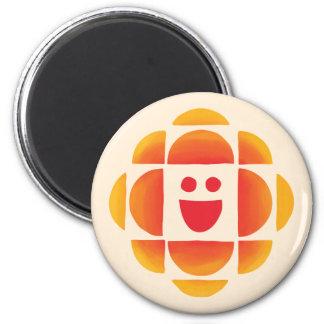 Imã O CBC caçoa o logotipo