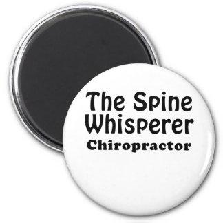 Imã O Chiropractor do Whisperer da espinha