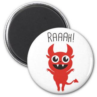 Imã O diabo pequeno vai Raaah!