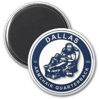 Imã O estratego da poltrona - fan de futebol de Dallas