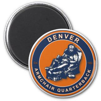 Imã O estratego da poltrona - futebol de Denver