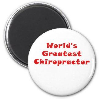 Imã O grande Chiropractor dos mundos