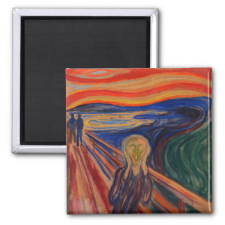 Imã O gritar por Edvard Munch