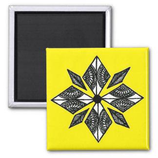 Imã O Henna inspirou o ímã amarelo do diamante