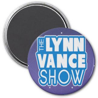 Imã O ímã do logotipo da mostra de Lynn Vance