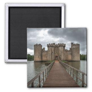 Imã O inglês histórico fortifica o castelo Sussex de
