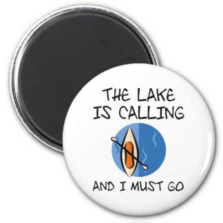 Imã O lago está chamando