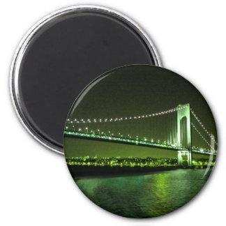 Imã O limão cronometra o ímã da ponte