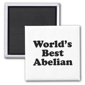 Imã O melhor Abelian do mundo