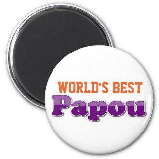 Imã O melhor Papou do mundo