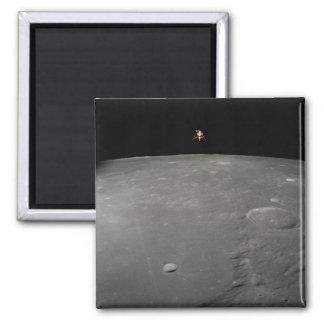 Imã O módulo lunar de Apollo 12 intrépido
