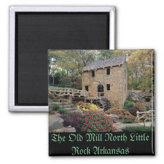Imã O moinho velho Little Rock norte Arkansas