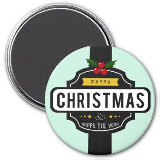 Imã O Natal deseja o grande ímã