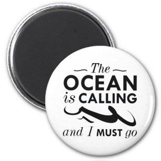 Imã O oceano está chamando