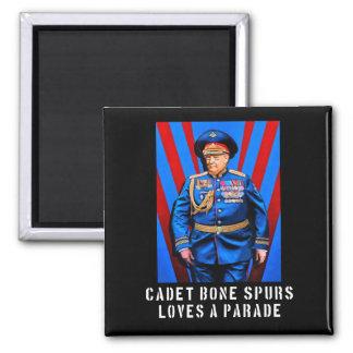 Imã O osso do cadete Spurs o ímã heróico
