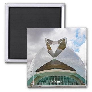 Imã O palácio do Reina Sofía das artes