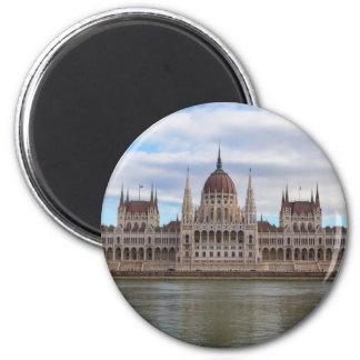 Imã O parlamento húngaro Budapest em o dia