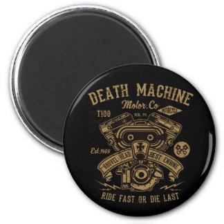 Imã O passeio do motor de Harley da máquina da morte