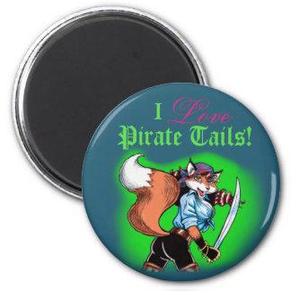 Imã O pirata ata o ímã