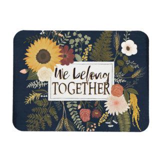 Ímã O romance IV | do outono nós pertencemos junto