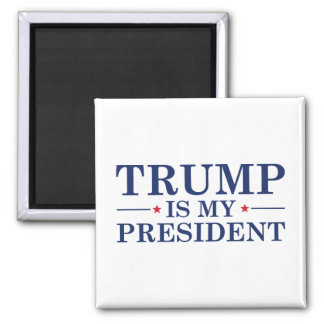 Imã O trunfo é meu presidente