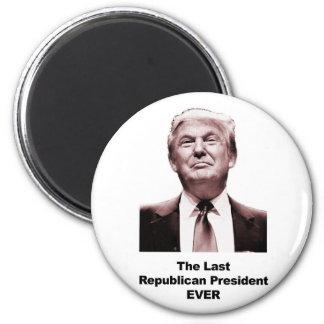 Imã O último presidente republicano Nunca