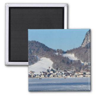 Imã O vale de Joux no cantão de Vaud