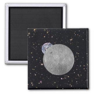 Imã Obscuridade ou lado distante da lua