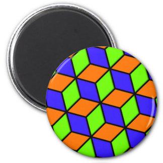Imã Olhar do cubo de R