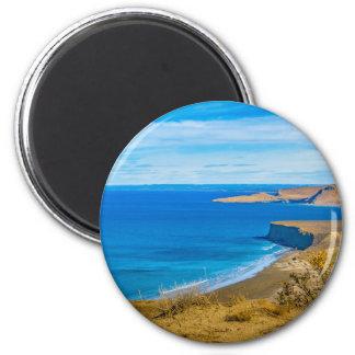 Imã Opinião do Seascape de Punta del Marquez Ponto de