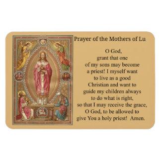 Ímã Oração dos anjos do anfitrião do padre de Jesus