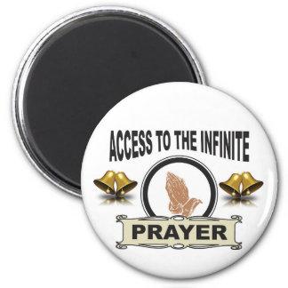 Imã oração infinita do acesso