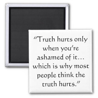 Imã Os danos da verdade