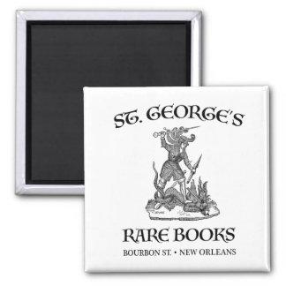 Imã Os livros raros de St George