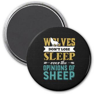 Imã Os lobos não perdem o sono sobre a opinião dos