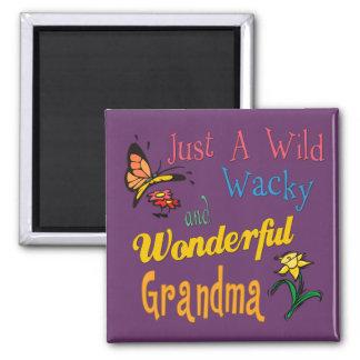 Imã Os melhores presentes da avó
