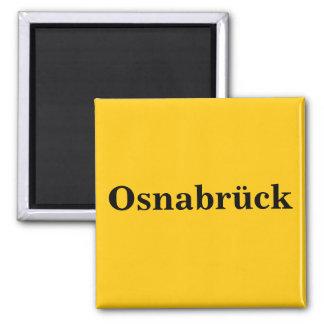Imã Osnabrück íman escudo Gold Gleb