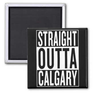 Imã outta reto Calgary