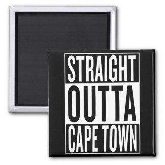 Imã outta reto Cape Town