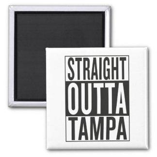 Imã outta reto Tampa